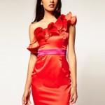 къса абитуриентска рокля