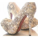 Бални Обувки с Кристали