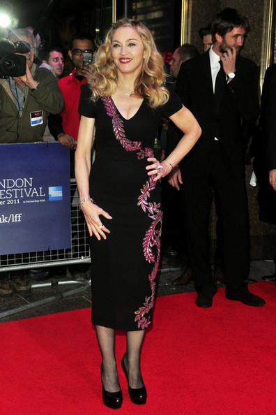Мадона с Черна Рокля