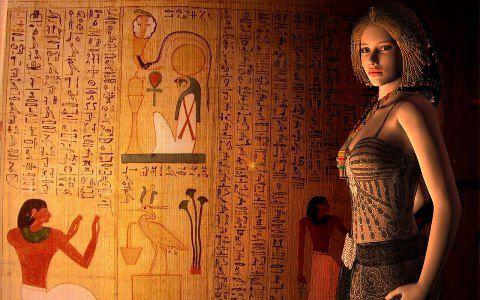 египетски тайни за красота