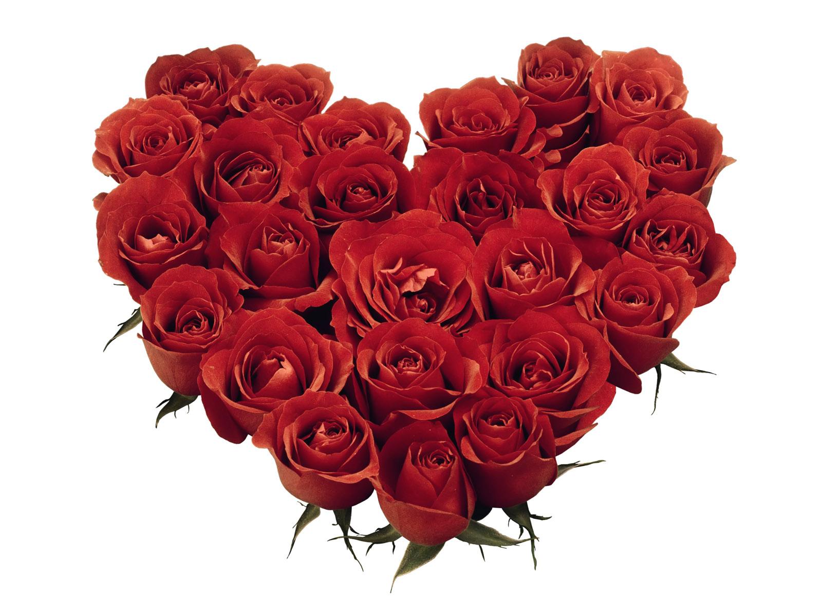 красива за свети валентин