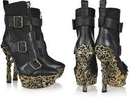обувките на гага