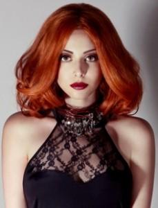 червената коса