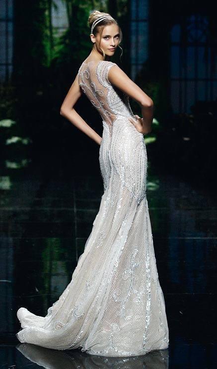 елегантна бална рокля дантела
