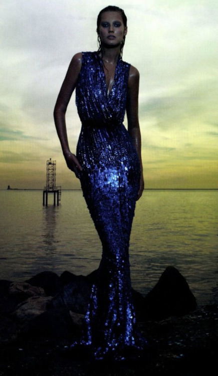 блестяща рокля русалка