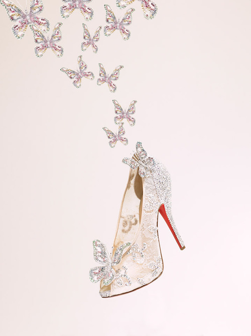 блестяща бална обувка