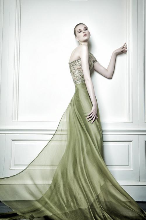 вечерна дълга рокля