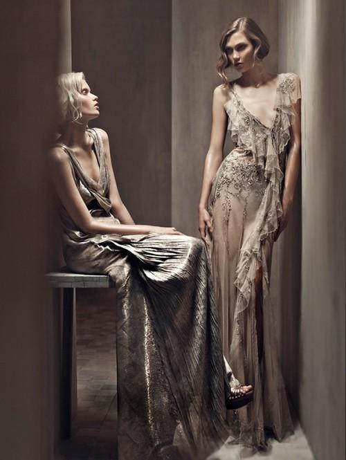 дълги бални рокли