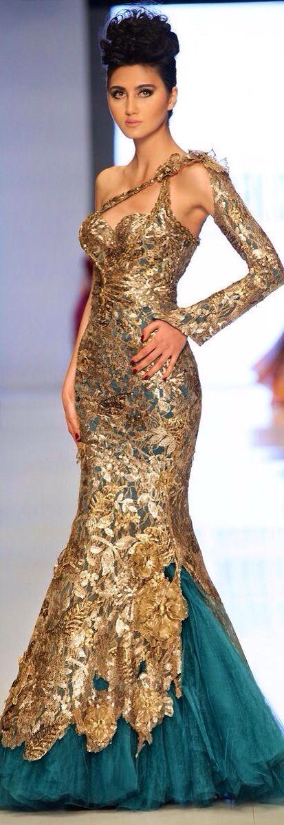 блестяща официална рокля