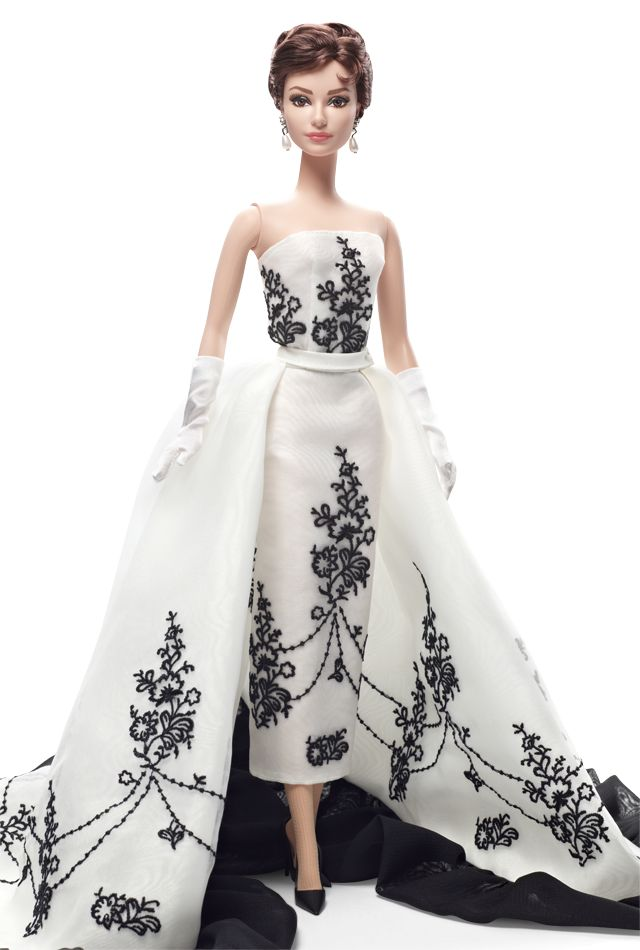 официална рокля бяло и черно