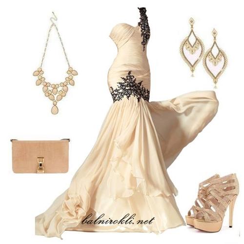 Официални абитиуриентски рокли,Идеи за Визия