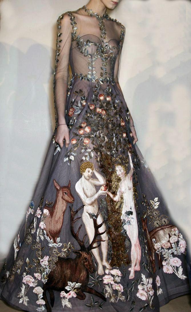 дълга бална рокля с прозрачно боди