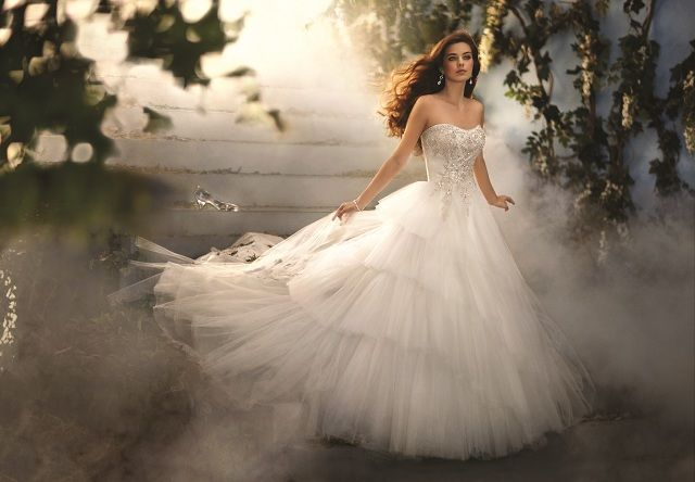 Бална рокля за принцеса