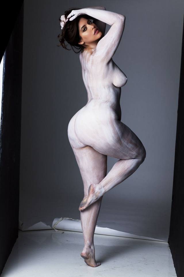 едри жени модели