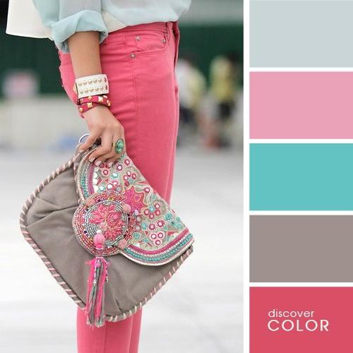 съчетание-на-цветовете -при-обличане