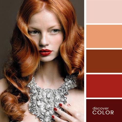 съчетание на цветовете
