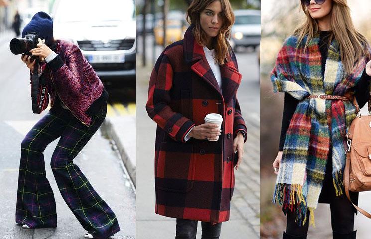 моден тренд-2015-2016-тартан