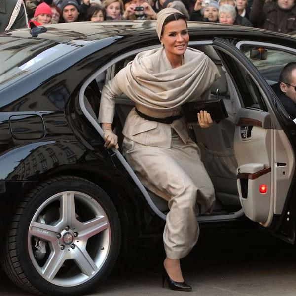 стилна и модерна арабска принцеса