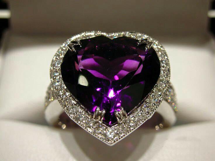 пръстен сърце