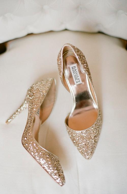 Бални Блестящи ОбувкиБални Блестящи Обувки