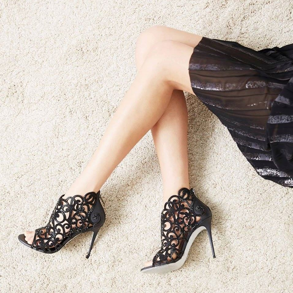 Бални Черни ОбувкиБални Черни Обувки