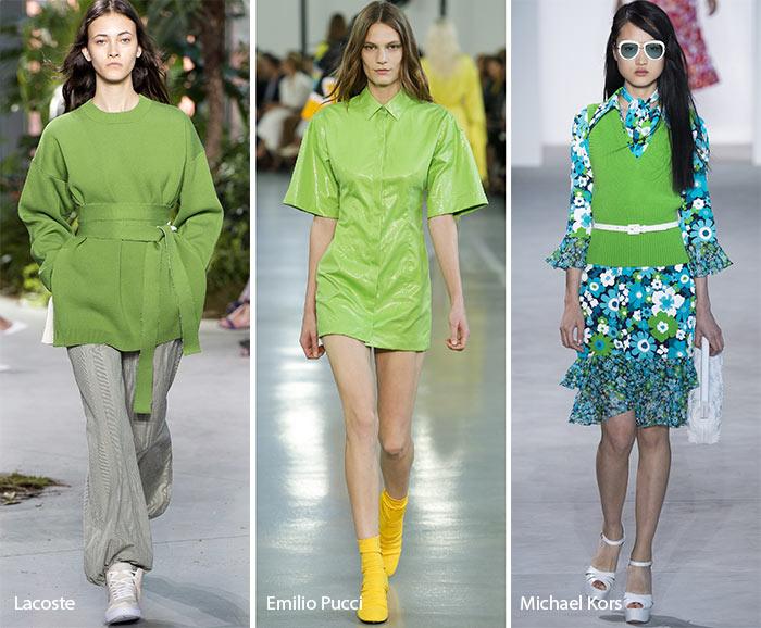Пролет-Лято 2017 Модни Цветови Тенденции -Част 1