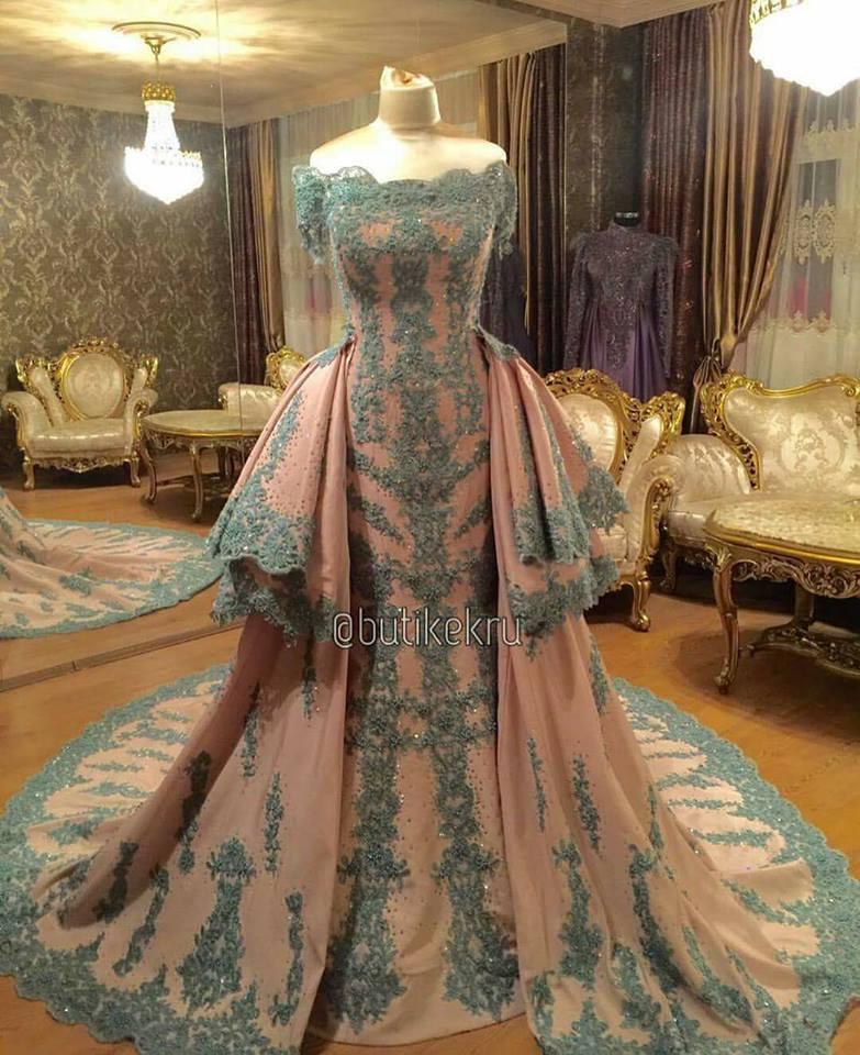 дизайнерски-бални-рокли-2017-balnirokl.com-флорал-11