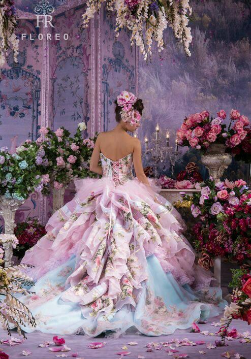 дизайнерски-бални-рокли-2017-balnirokl.com-флорал-20