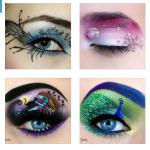 Артистичен Грим Очи