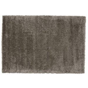 пухкаво килимче в цвят норка