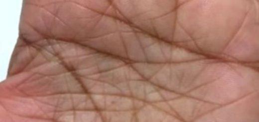 Много линии по ръцете--Неспокоен Характер