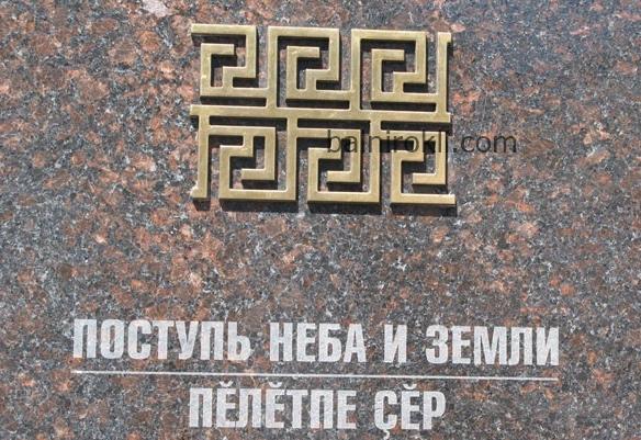 древните български руни-НЕБЕ И ЗЕМЯ