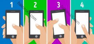 Какво Разкрива за Вас Как Пишете Текста на Вашия Мобилен Телефон?