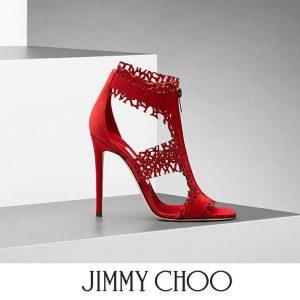 Бални Червени Обувки