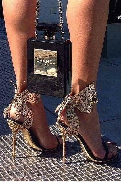Бални Златни Обувки