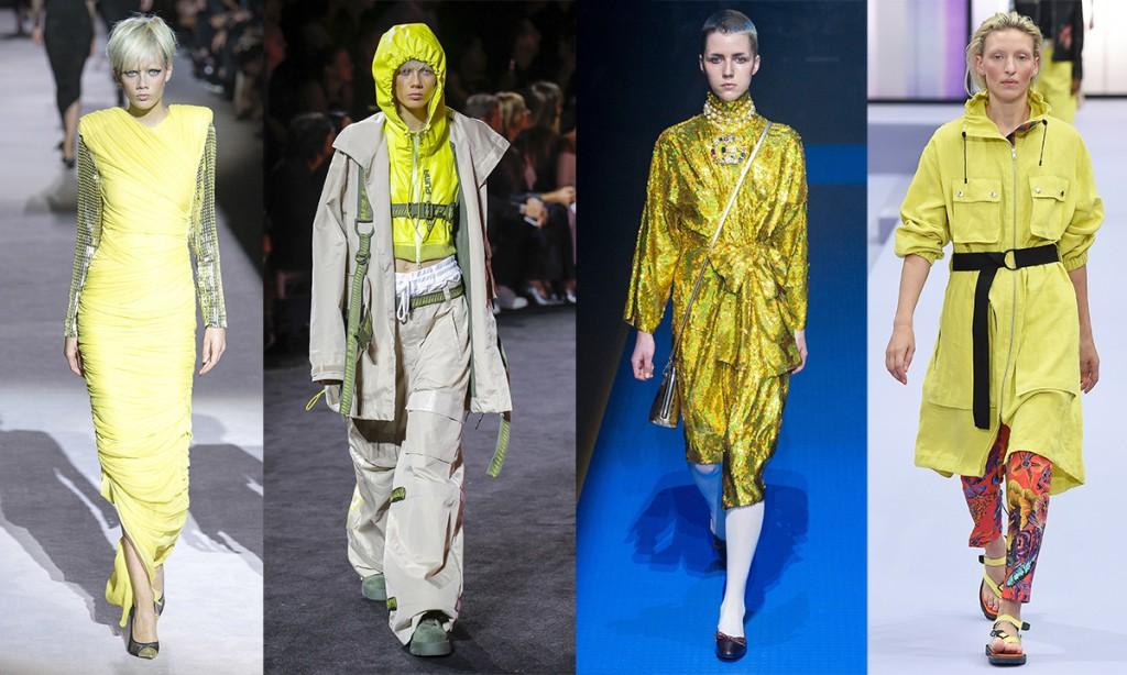 Модерни Цветове 2018 Тенденции