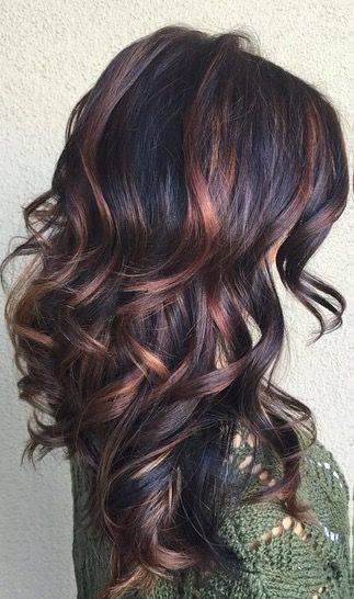 прическа дълга коса кичури