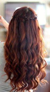 прическа за дълга коса