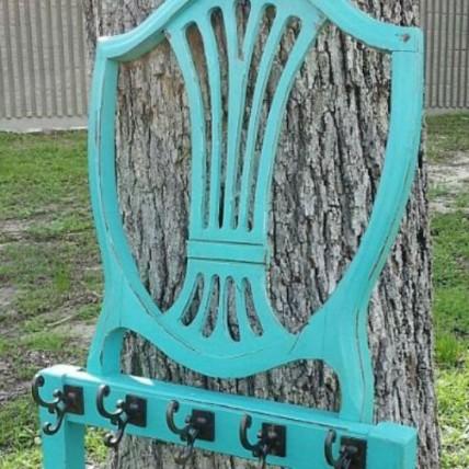 закачалка от стар стол