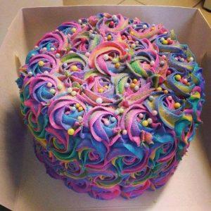 Шарена Празнична Торта