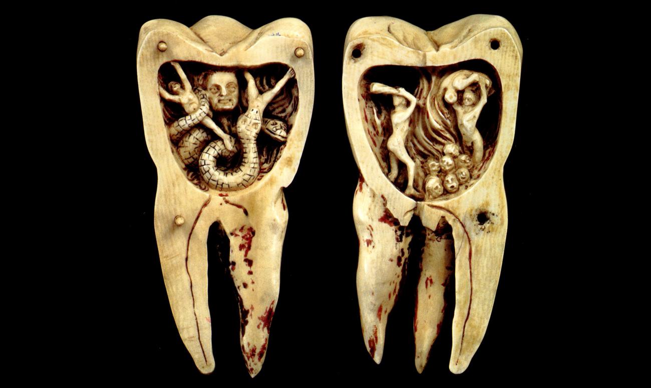 Магия и Зъби