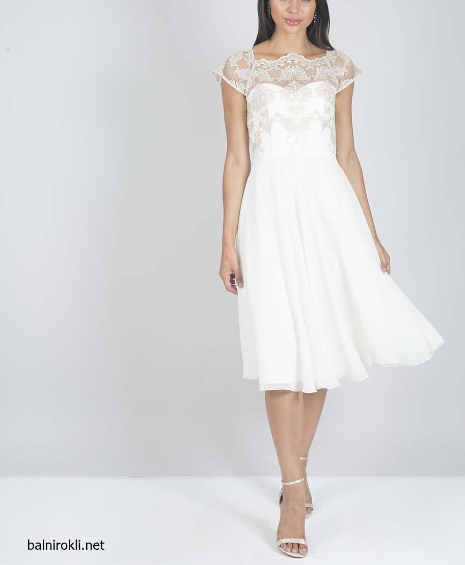 бяла официална рокля шифон бродерии