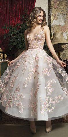 бална луксозна розова дълга рокля