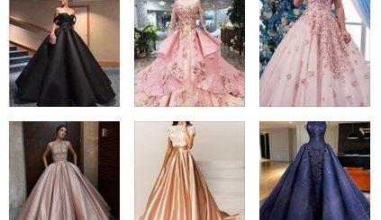 луксозни дълги бални рокли 2020