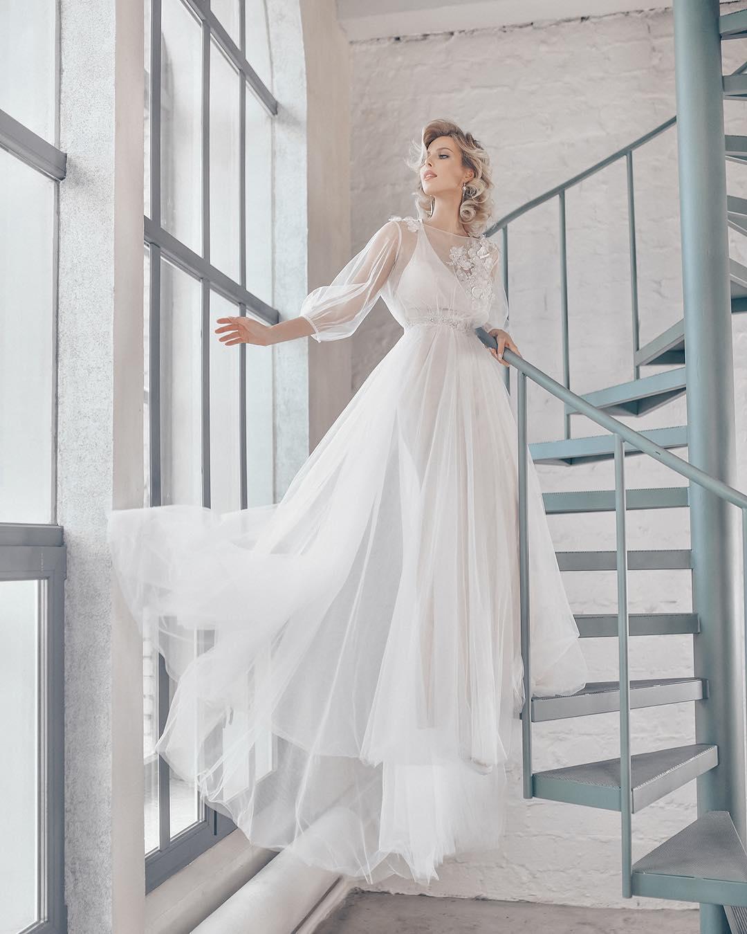 Модни сватбени рокли 2020: най-актуалните тенденции на тази година (+20 снимки)