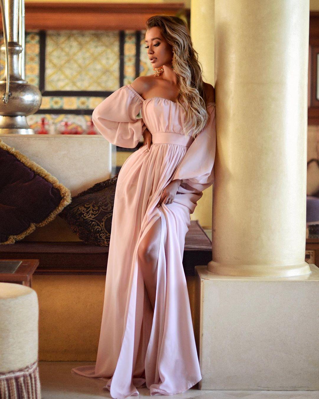 Рокля в Испански Стил 16 изящни модела за женствена визия