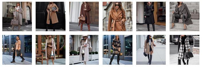 модерно палто 2020-2021