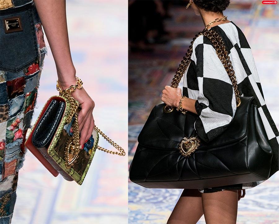 Италианска Mода пролет-лято 2021 от Dolce & Gabbana