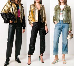 Златно яке