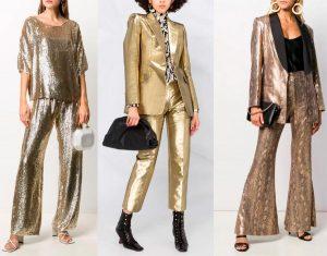Златен костюм